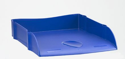 ECO Blue Letter Tray (single tray) - DR100BLUE